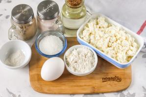 Сырники с содой - фото шаг 1