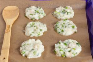Рыбные оладушки с йогуртовым соусом - фото шаг 3