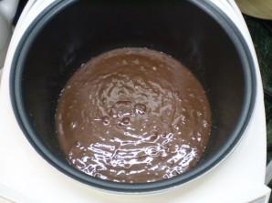 Воздушный шоколадный бисквит - фото шаг 6