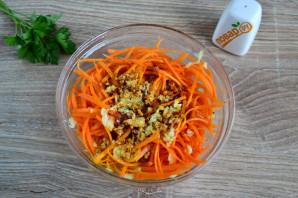 Морковь по-корейски без уксуса - фото шаг 4
