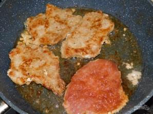 Свиная корейка в соевом соусе с чесноком - фото шаг 4