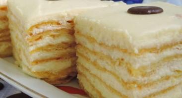 Заварной торт - фото шаг 15