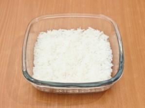 """Салат """"Мимоза"""" с плавленым сыром - фото шаг 8"""