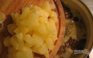 Необычный куриный суп - фото шаг 4