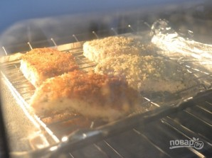 Отбивные из свинины в панировочных сухарях - фото шаг 4
