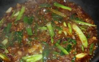 Баклажаны, жаренные в медовом соевом соусе - фото шаг 3