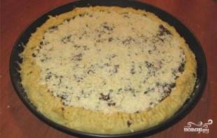 Пирог с сухофруктами - фото шаг 9