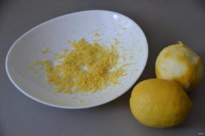 Итальянское лимонное печенье - фото шаг 2