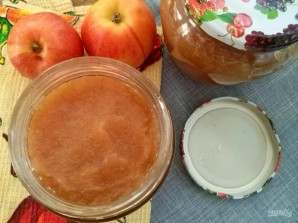 Яблочный джем - фото шаг 5