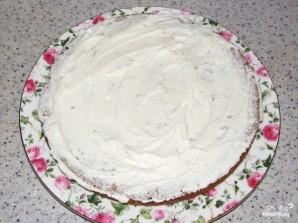 Бисквит со взбитыми сливками - фото шаг 2