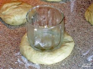 Ватрушка с картошкой - фото шаг 4