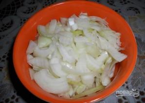 Начинка из квашеной капусты для пирожков - фото шаг 2