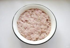 Перец, фаршированный свининой и баклажанами - фото шаг 5