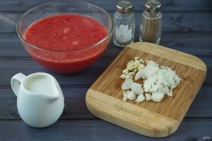 Суп томатный - фото шаг 3