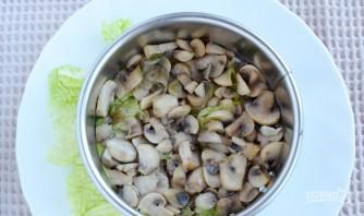 Салат из блинов - фото шаг 5