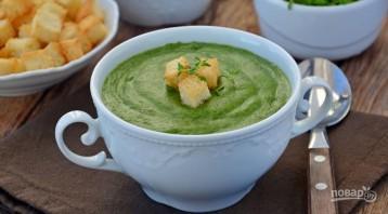 Суп с сухариками - фото шаг 3