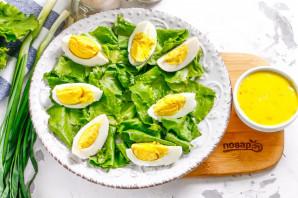 Салат с мидиями и авокадо - фото шаг 2