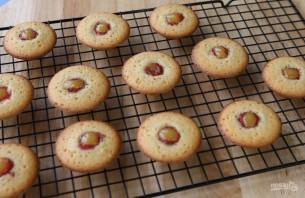 """Бисквитное печенье """"Мадлен"""" - фото шаг 7"""
