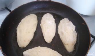 Картофельные котлеты с капустой постные - фото шаг 3
