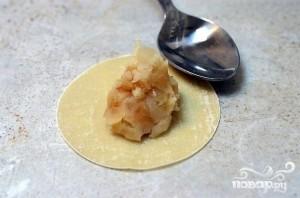 Вареники с картофелем и луком - фото шаг 4