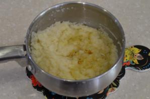 Пшеничная каша с луком - фото шаг 6
