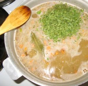 Гороховый суп для ребенка 1 года - фото шаг 3