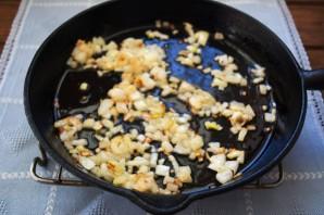 Соус с грибами и сыром - фото шаг 3