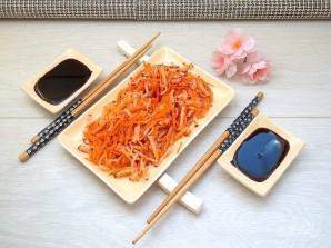Салат с редисом по-корейски - фото шаг 6
