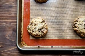 Печенье с шоколадной крошкой - фото шаг 4