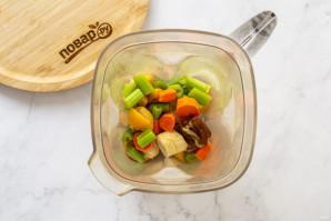 Смузи из сельдерея и моркови - фото шаг 4