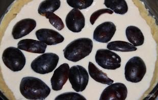 Рецепт сливового пирога от Юлии Высоцкой - фото шаг 8