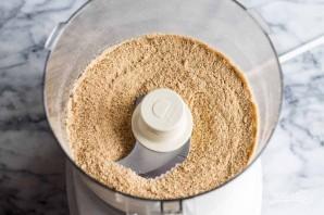 Песочное печенье с шоколадом и маршмеллоу - фото шаг 2