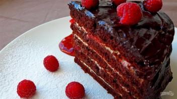 Американские шоколадные блины - фото шаг 5