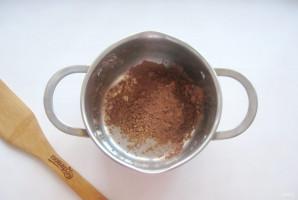 Шоколадный шифоновый бисквит - фото шаг 2