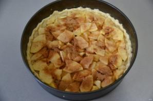 Швейцарский яблочный пирог - фото шаг 10