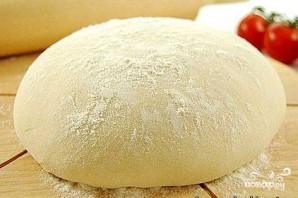 Пасхальный хлеб Заяц - фото шаг 1