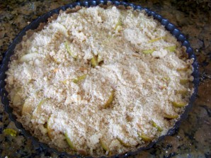 Грушевый пирог без глютена - фото шаг 5