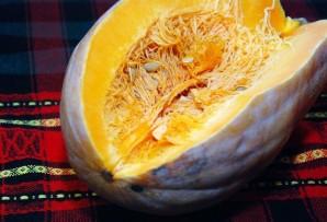 Крем-суп из тыквы со сливками - фото шаг 2