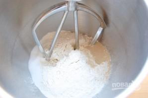 Армянский лаваш в духовке - фото шаг 1