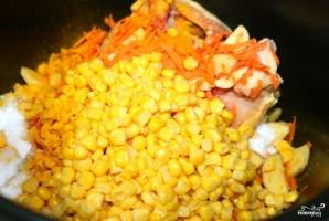 Суп с кукурузой консервированной - фото шаг 1