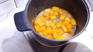 Крем-суп из тыквы - фото шаг 3
