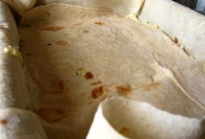 Ачма из лаваша в духовке - фото шаг 8