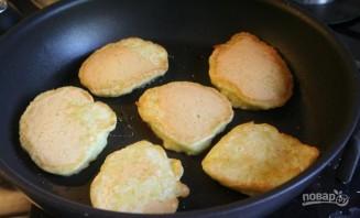 Кабачковые оладьи сладкие - фото шаг 6