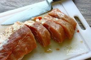 Свиные ребрышки с оливками - фото шаг 2