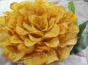 """Салат """"Чайная роза"""" - фото шаг 7"""
