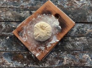 Адыгейские лепешки на кефире - фото шаг 7