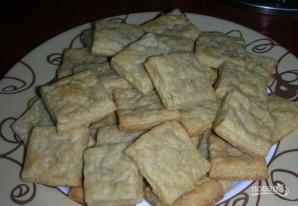 Печенье с плавленым сыром и прованскими травами - фото шаг 6