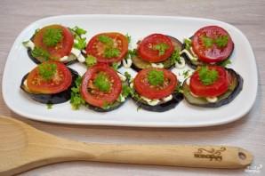 Баклажаны с помидорами - фото шаг 5