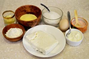 Сырники с творожным сыром - фото шаг 1