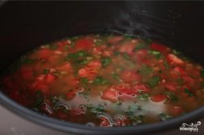 Суп из маша со специями - фото шаг 6